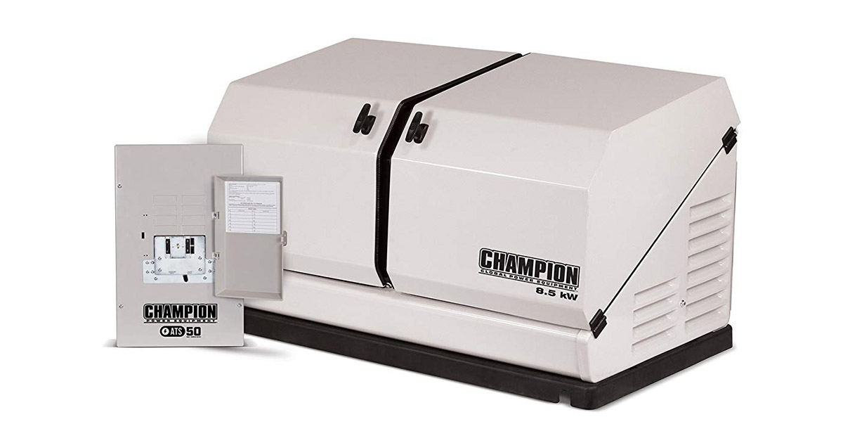 Champion 100174 Home Standby Generator image