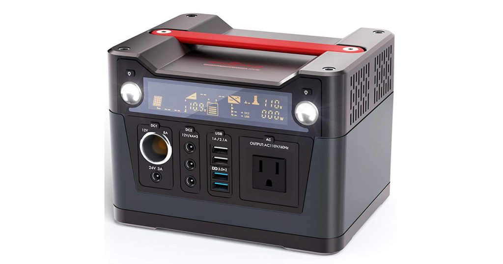 ROCKPALS RP300W Portable Generator image