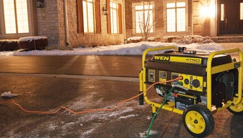 Get Great Backup for your Home with these Top-rated Emergency Generators 2020