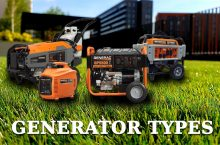 What are the Best Types Of Generators?