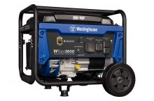 Westinghouse WGen3600 RV-Ready Generator – Power up your house during blackout!