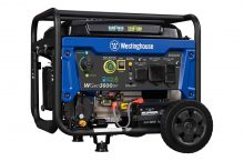Westinghouse WPro12000 Portable Generator – From sensitive to heavy electronics, it powers all!