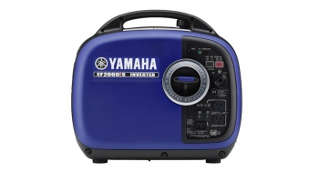 Yamaha EF2000ISV2 Inverter Generator – Portable yet powers wider range of appliances!