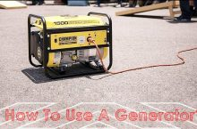 How To Use A Generator During A Power Outage?